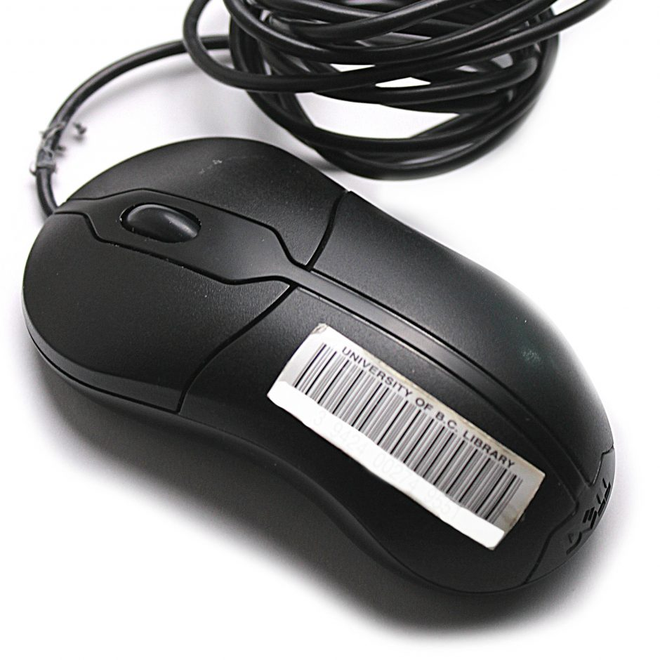 USB powered mouse